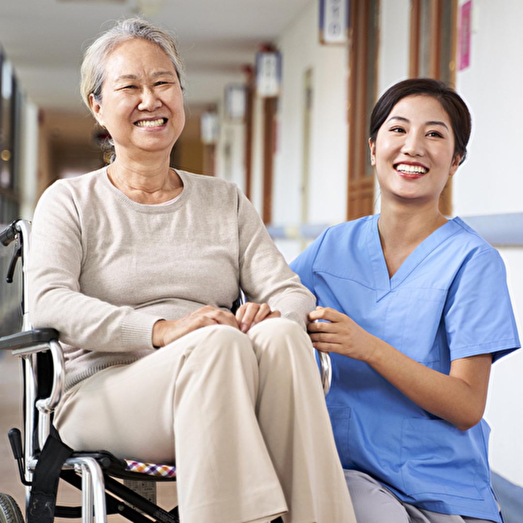 看護助手(介護士)